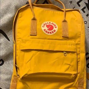 New authentic Fjällräven kanken backpack